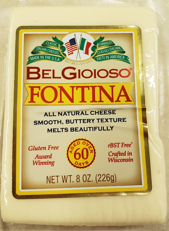 BelGioioso Fontina