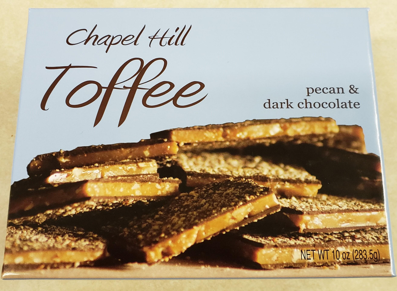 Chapel Hill Toffee- 10oz box