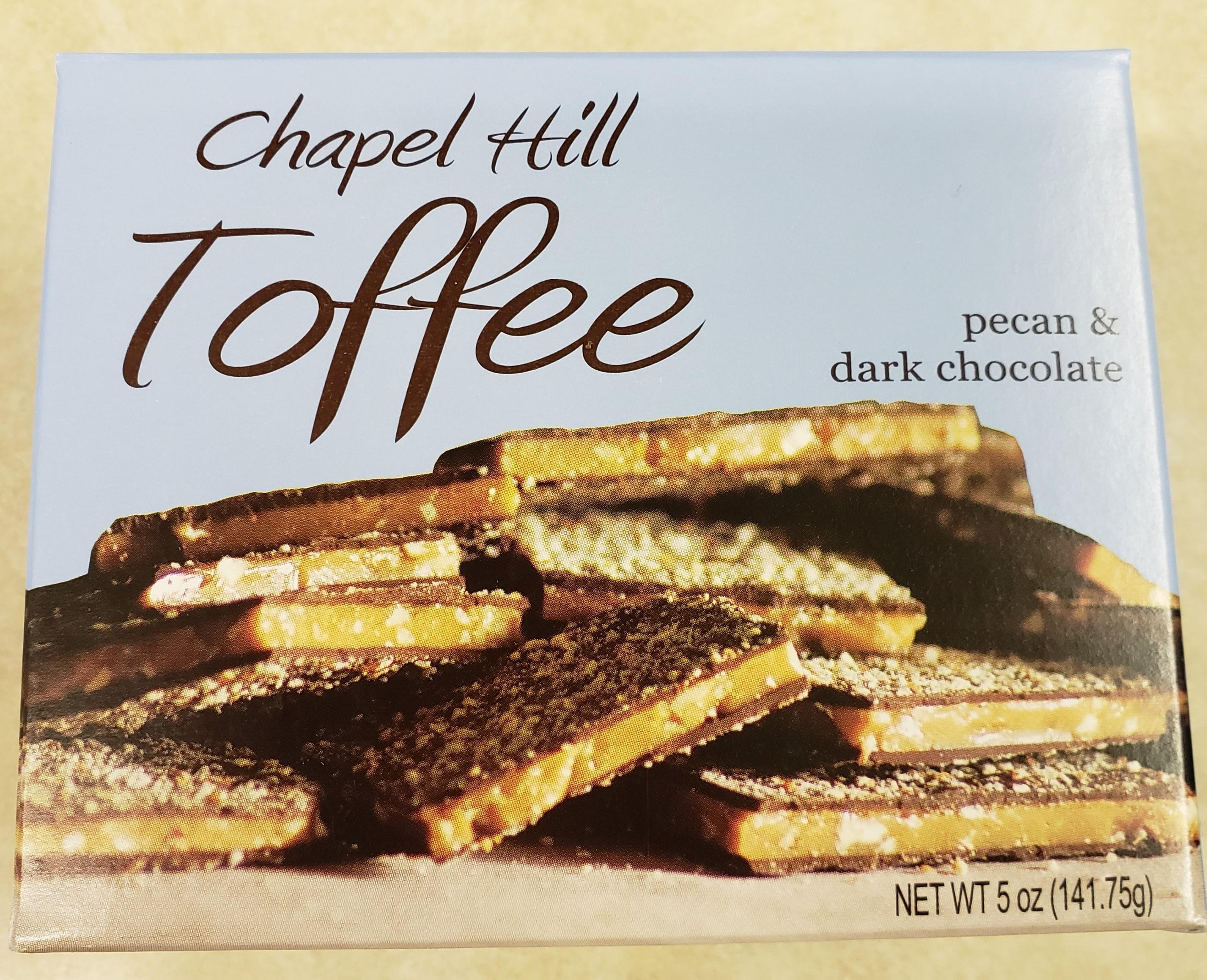 Chapel Hill Toffee- 5oz box