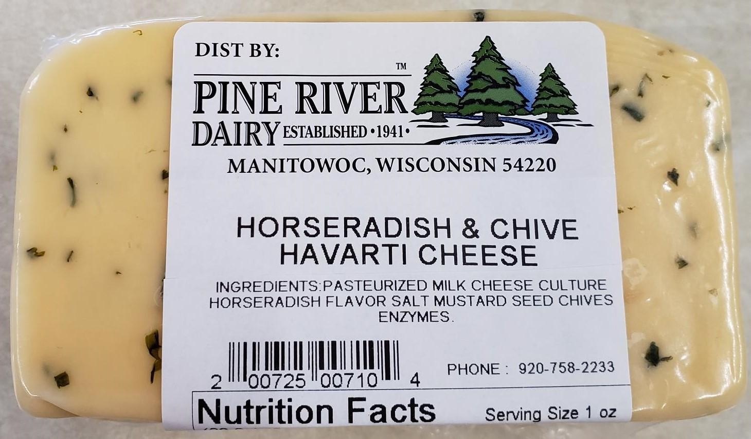 Horseradish & Chive Havarti