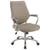 Esmond Taupe Desk Chair