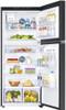 17.6 cu. ft. Top Freezer Refrigerator with FlexZone in Fingerprint Resistant Black Stainless, Energy Star, Ice Maker