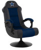 Dallas Cowboys Blue & Black Gaming Chair With built-in Bluetooth