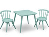 Mindi Aqua Table & Chair Set
