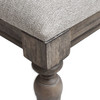 """Newhaven Driftwood 20"""" Wide Stool"""