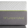 Wellsville 14 Inch Latex Hybrid Mattress