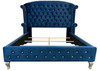 QUINTON Blue Bedroom Set