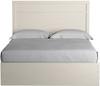GATELL White Bed