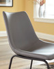 KAYCE Gray Dining Chair