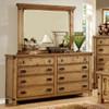 Pecos Dresser & Mirror