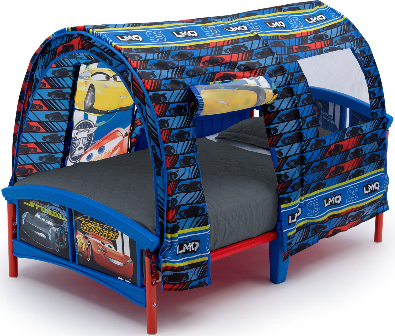 Cars Tent Toddler Bed - CB Furniture