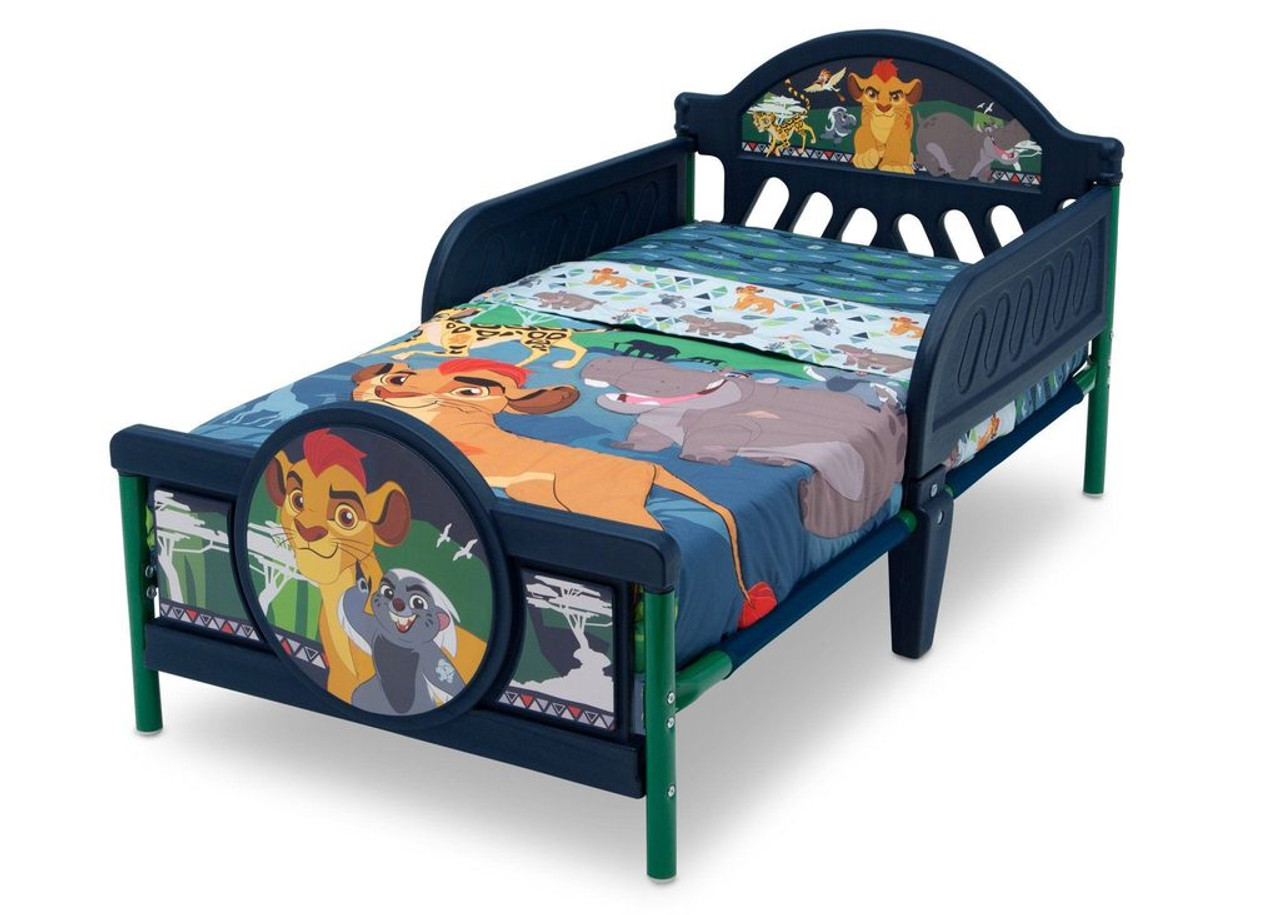 The Lion Guard 3d Toddler Bed Cb Furniture