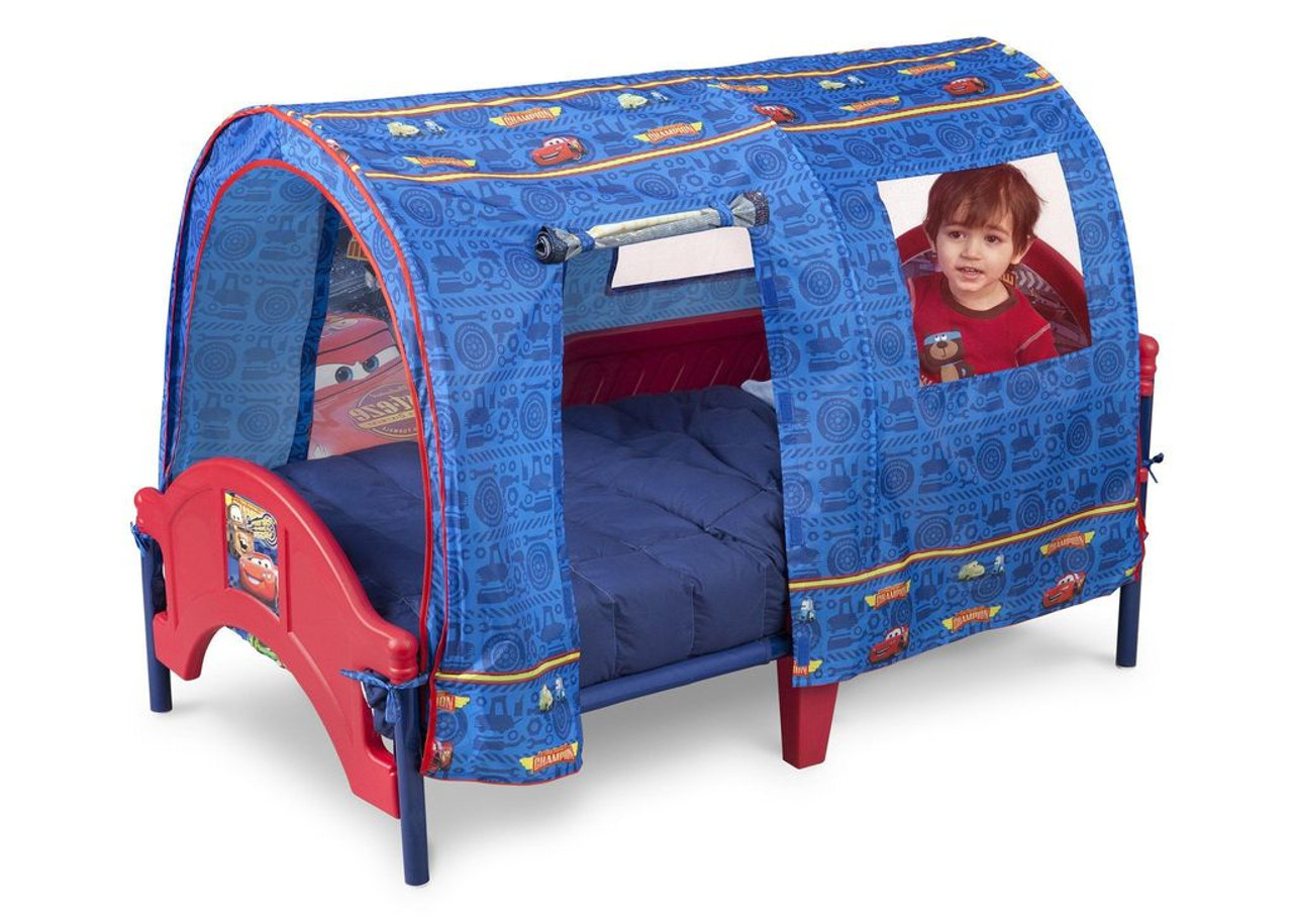 Cars Toddler Tent Bed - CB Furniture