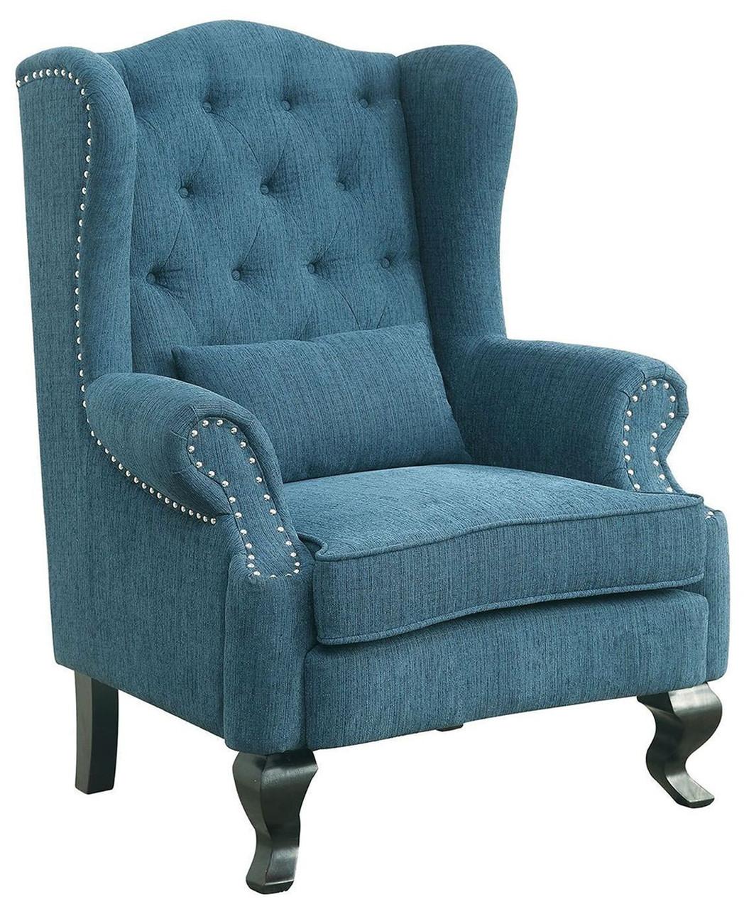 Super Kia Dark Teal Accent Chair Lamtechconsult Wood Chair Design Ideas Lamtechconsultcom