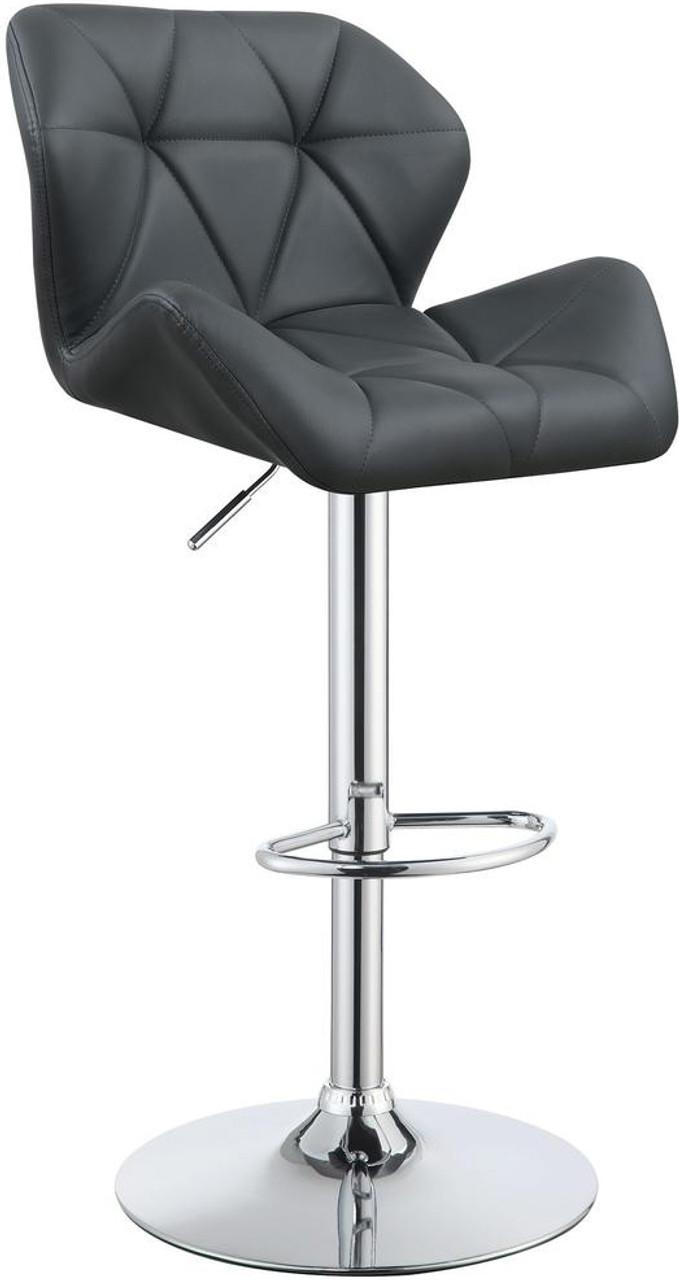 Outstanding Kaxel Gray Bar Stool Andrewgaddart Wooden Chair Designs For Living Room Andrewgaddartcom