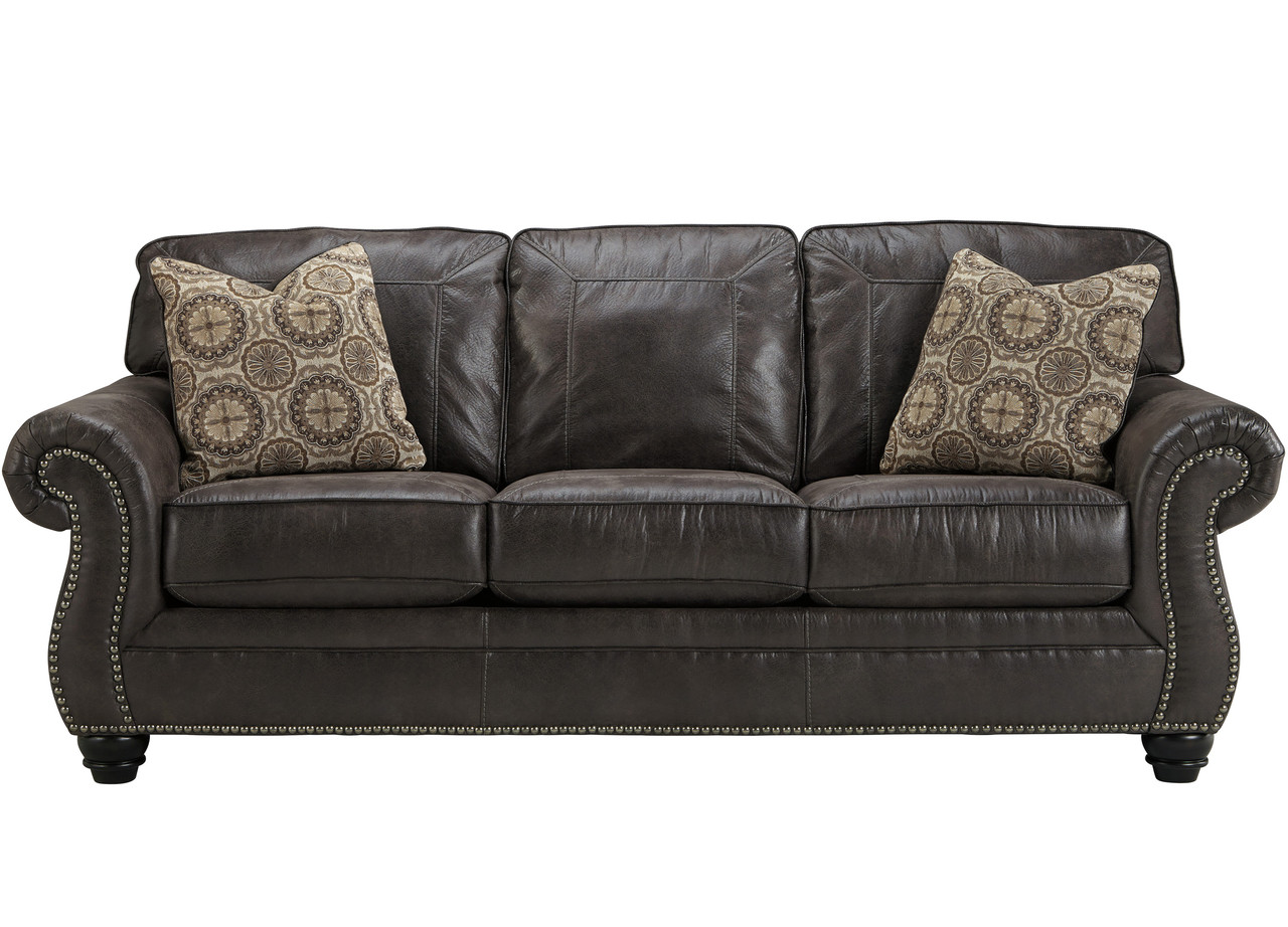 Merveilleux Gibraltar Charcoal Sofa ...