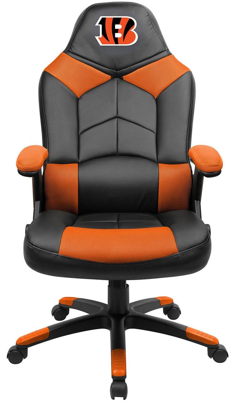 Cincinnati Bengals 46 Wide Oversized Gaming Chair Cb Furniture