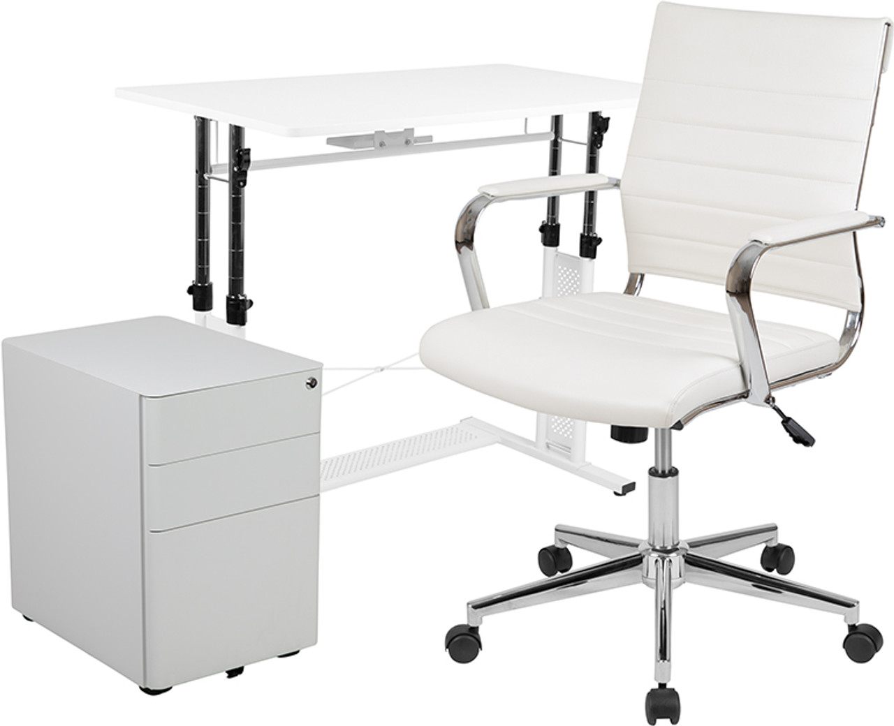 Tex 20 Work From Home Office Set Bundle Cb Furniture