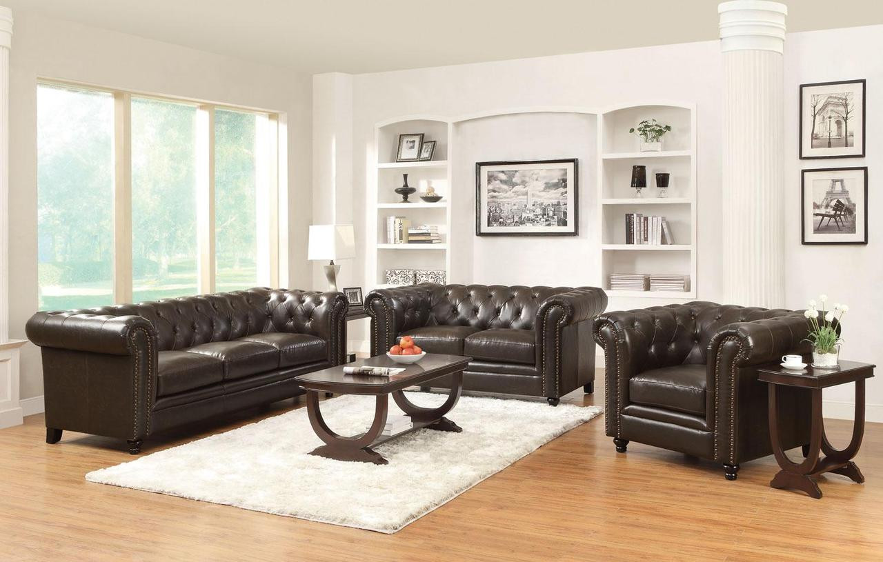 Miraculous Eighty Eight Brown Leather Sofa And Loveseat Andrewgaddart Wooden Chair Designs For Living Room Andrewgaddartcom