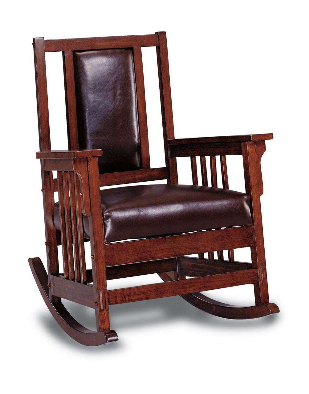Incredible El Dorado Upholstered Rocking Chair Dailytribune Chair Design For Home Dailytribuneorg