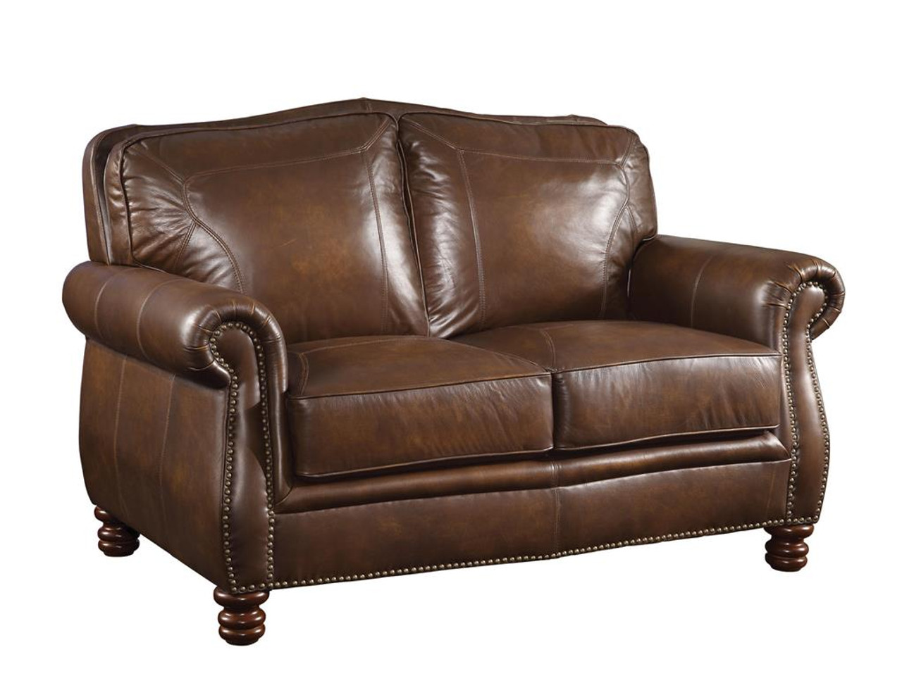 Phenomenal Payton Top Grain Leather Sofa And Loveseat Ocoug Best Dining Table And Chair Ideas Images Ocougorg