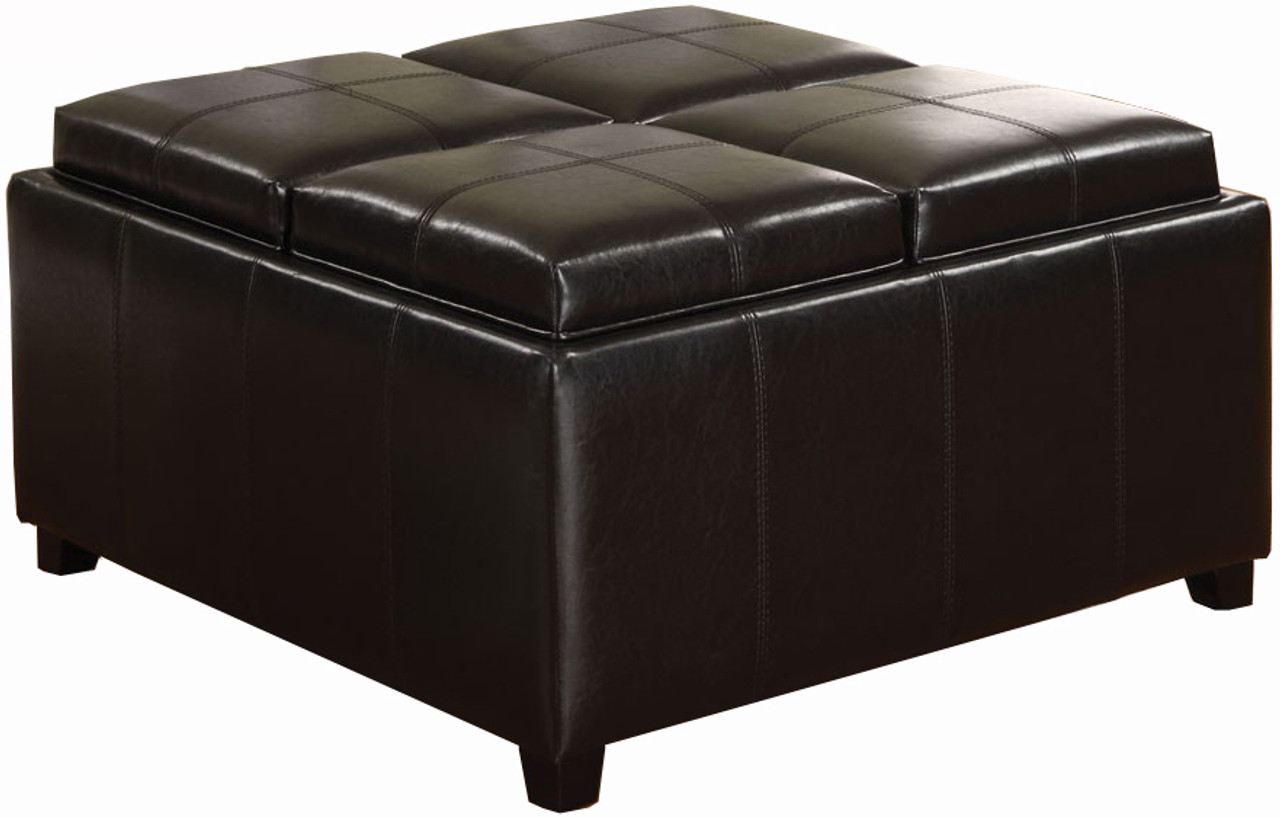 Jackie Ottoman With 4 Seat Stools Cb Furniture