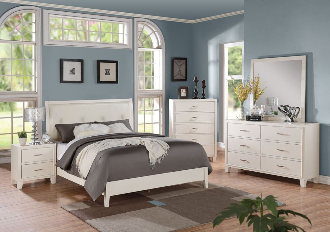 Neva 5-PC Bedroom Set-