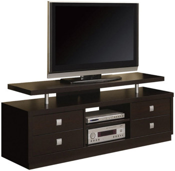 Kerri Cappuccino 3-PC Wall Unit with Drawers