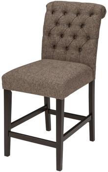 Liana Gray Counter Chair