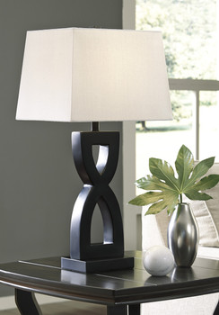 "Dermel 28.8""H Table Lamp"