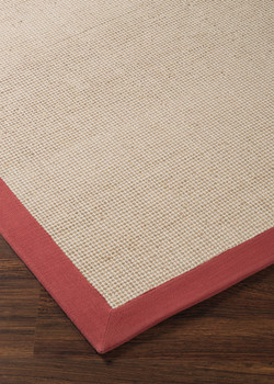 Fiona Red 8' x 10' Rug