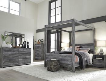 APTON Canopy Bedroom Set