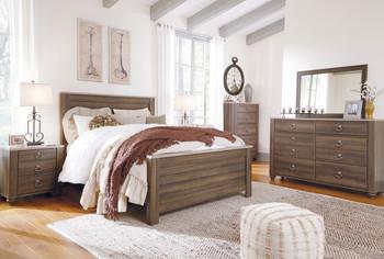Cresthill Brown Bedroom