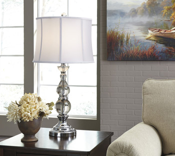 "Lavera 30.5""H Table Lamp"
