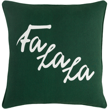 Designer Falala Green Pillow