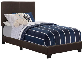 Evan Brown Youth Bed