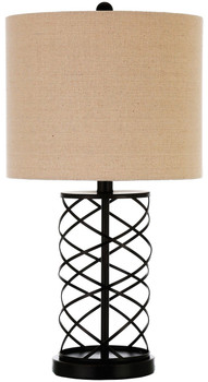 """Spire 22""""H Table Lamp"""