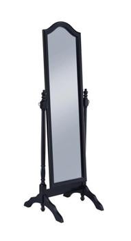 Eva Black Tilt Mirror