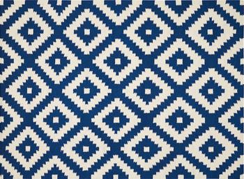 Sloan Blue 5' x 7' Rug