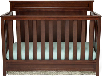 Marquis Chocolate 4-in-1 Crib