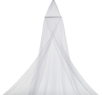 Angie White Decorative Canopy