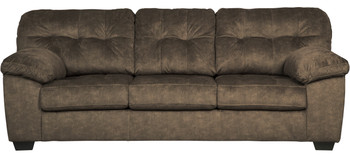 Alven Brown Queen Sofa Sleeper