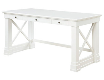 FIONNULA 60'' Wide White Desk