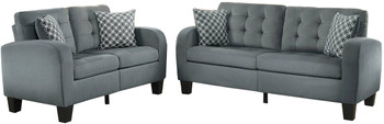 Bayley Gray Sofa