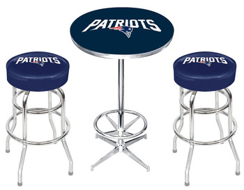 New England Patriots Heavy-Duty 3-PC Bar Set