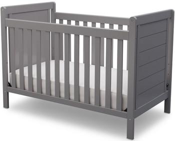Dexi Gray 4-in-1 Crib