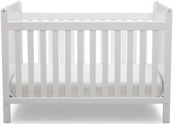 Dexi White 4-in-1 Crib
