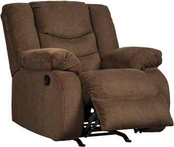 """SARGE Chocolate 39"""" Wide Recliner"""