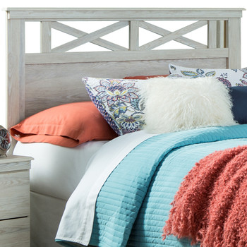 Xerces Cream Headboard