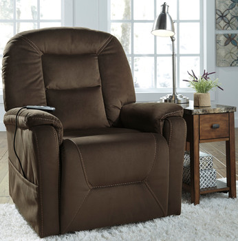 Belaire Heat & Massage Recliner